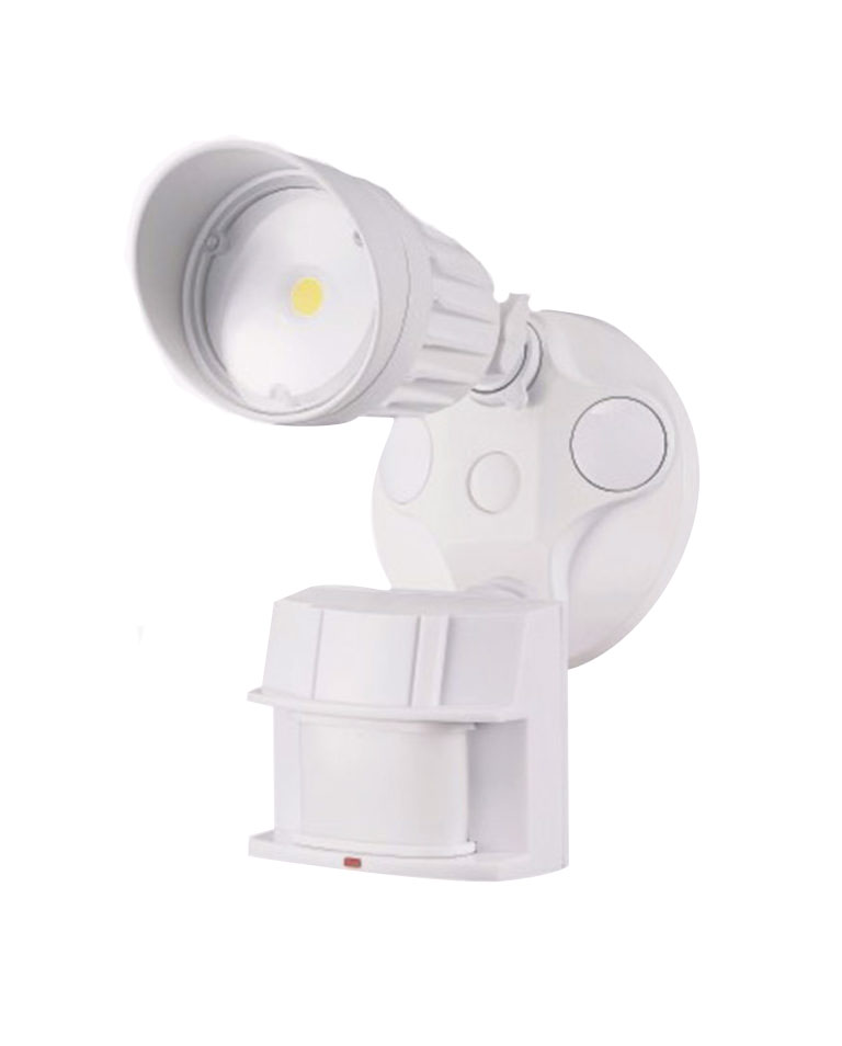 Ctl 10w Outdoor Single Head Security With Motion Sensor
